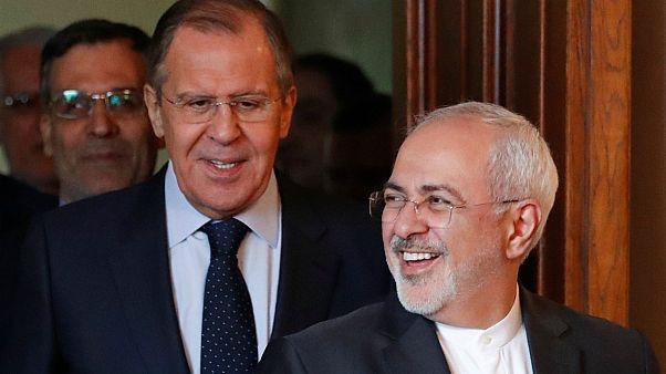 وزير خارجية إيران قريبا في موسكو
