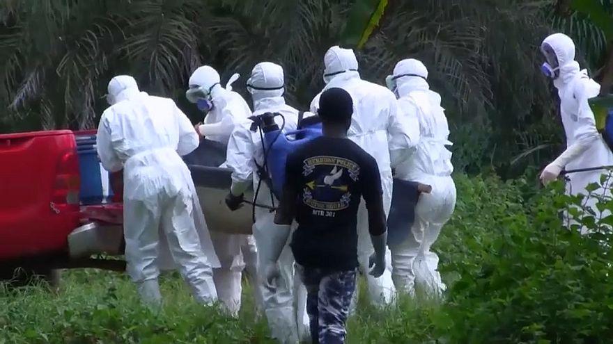 Ebola Kongo'da can aldı