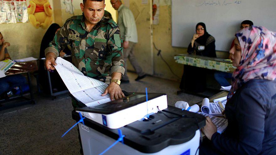 Irak : le calme avant les législatives