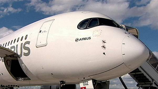 ايرباص تحسم قرارها حول بيع طائرات لطهران قريباً