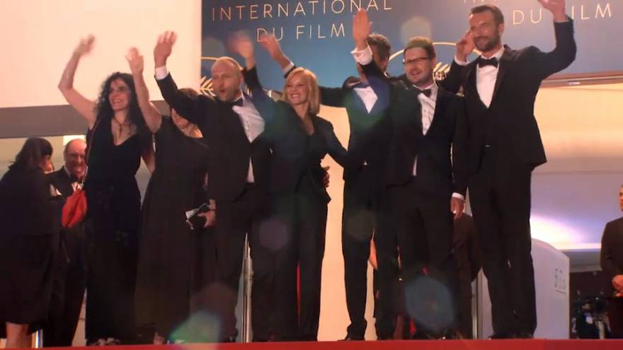 """Cannes : première de """"Cold War"""" en lice pour la Palme d'or"""