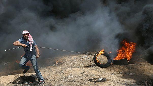 """Korrespondent: """"Proteste im Gazastreifen spitzen sich zu"""""""