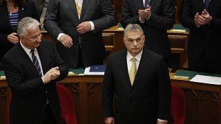 Megszavazták az új Orbán-kormány struktúráját