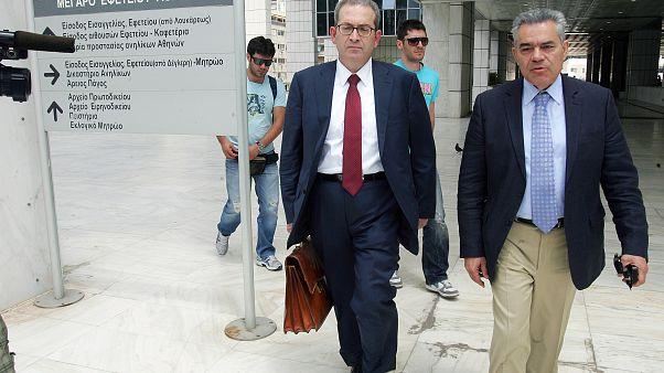 Ο πρώην υπουργός Τάσος Μαντέλης (φωτογραφία αρχείου)