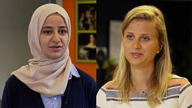 پناهجویان و هلندیها در کنار یکدیگر چیزهای جدید میآموزند