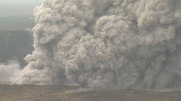 Lávafolyók után sziklazápor jöhet Hawaiin