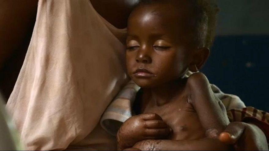UNICEF: gyermekek az éhhalál küszöbén Kongóban