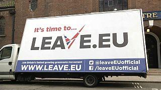 UK's Electoral Commission fines Brexit campaign group