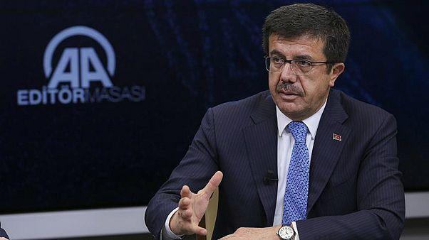 نهاد زیبکچی، وزیر اقتصاد ترکیه