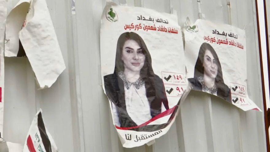 Iraq, ricatti e bullismo online contro le candidate al parlamento