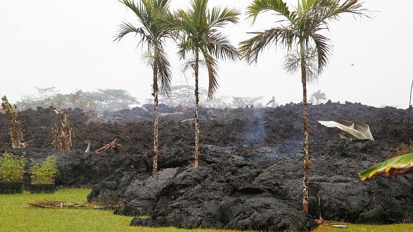 Χαβάη: Εργοστάσιο απειλείται από το ηφαίστειο Κιλαουέα