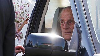 Ο 96χρονος πρίγκιπας Φίλιππος εμφανίστηκε οδηγώντας σε ιππική επίδειξη