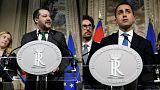 Italien auf dem Weg zur EU-kritischen Regierung