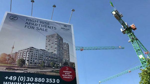 Les prix de l'immobilier flambent à Berlin