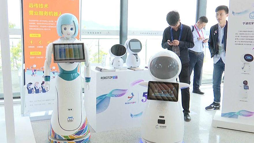 Саммит роботов