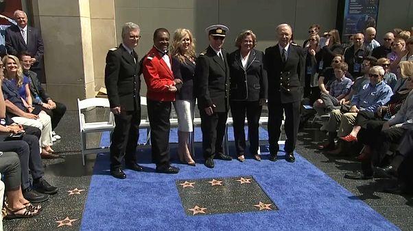 """Die TV-Serie """"The Love Boat"""" hat jetzt einen Stern auf dem Walk of Fame"""