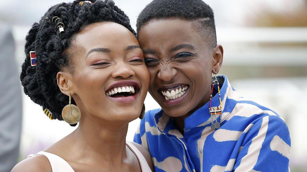Кенийское запретное кино о любви приняли в Каннах