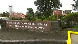 Парк вулканов на Гавайах закрыт