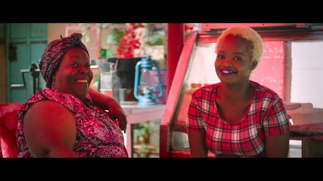 Banned Kenyan film screened at Cannes