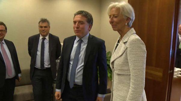 Argentine : vers un accord avec le FMI