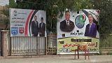 صور المرشحين في شوارع العراق