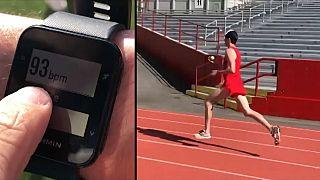 شاهد طالب في جامعة ماساتشوستس وهو يحطم الرقم القياسي في رياضة الجوغلنغ