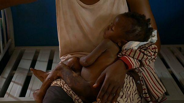 """""""Детский"""" гуманитарный кризис"""