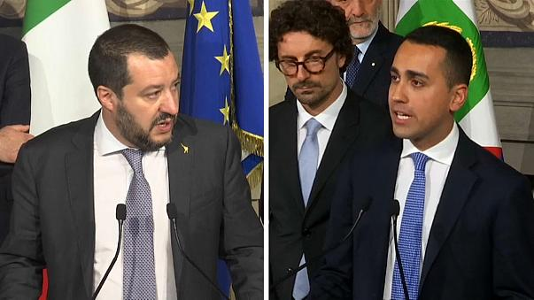 Próximo governo italiano pode afastar-se de Bruxelas