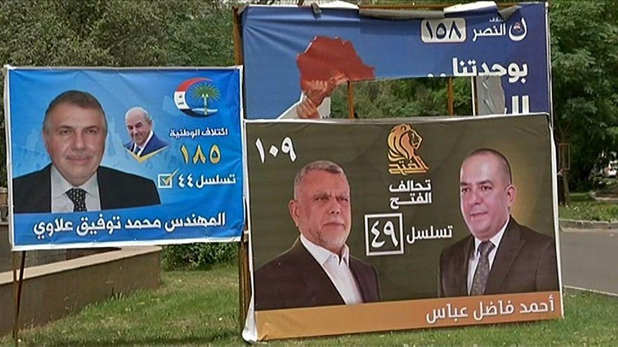 Irak'ta normalleşme yolunda parlamento seçimi