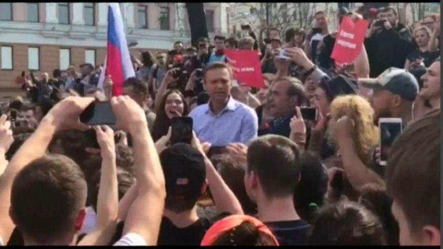 Russia, rinviata udienza oppositore Navalny