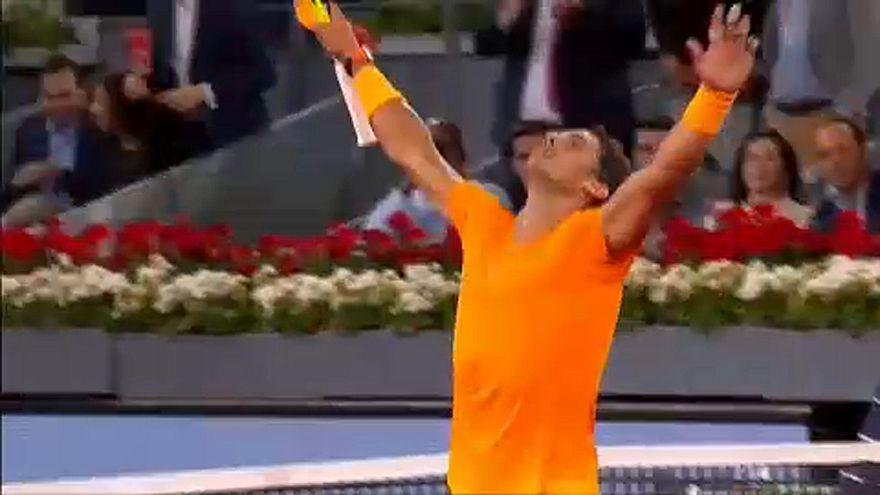 Tenisz: Nadal-rekord