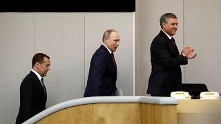 В России хотят сажать за содействие санкциям