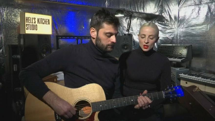 Eurovision'da büyük final heyecanı