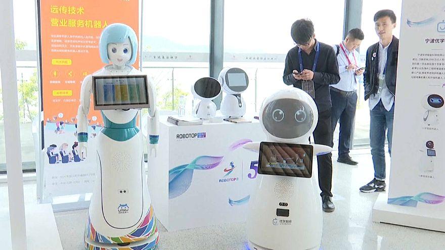 روبوتات تحاكي خبرات الإنسان