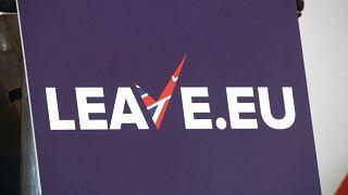 """Campanha """"BrexitLeave.eu"""" multada pela Comissão Eleitoral"""