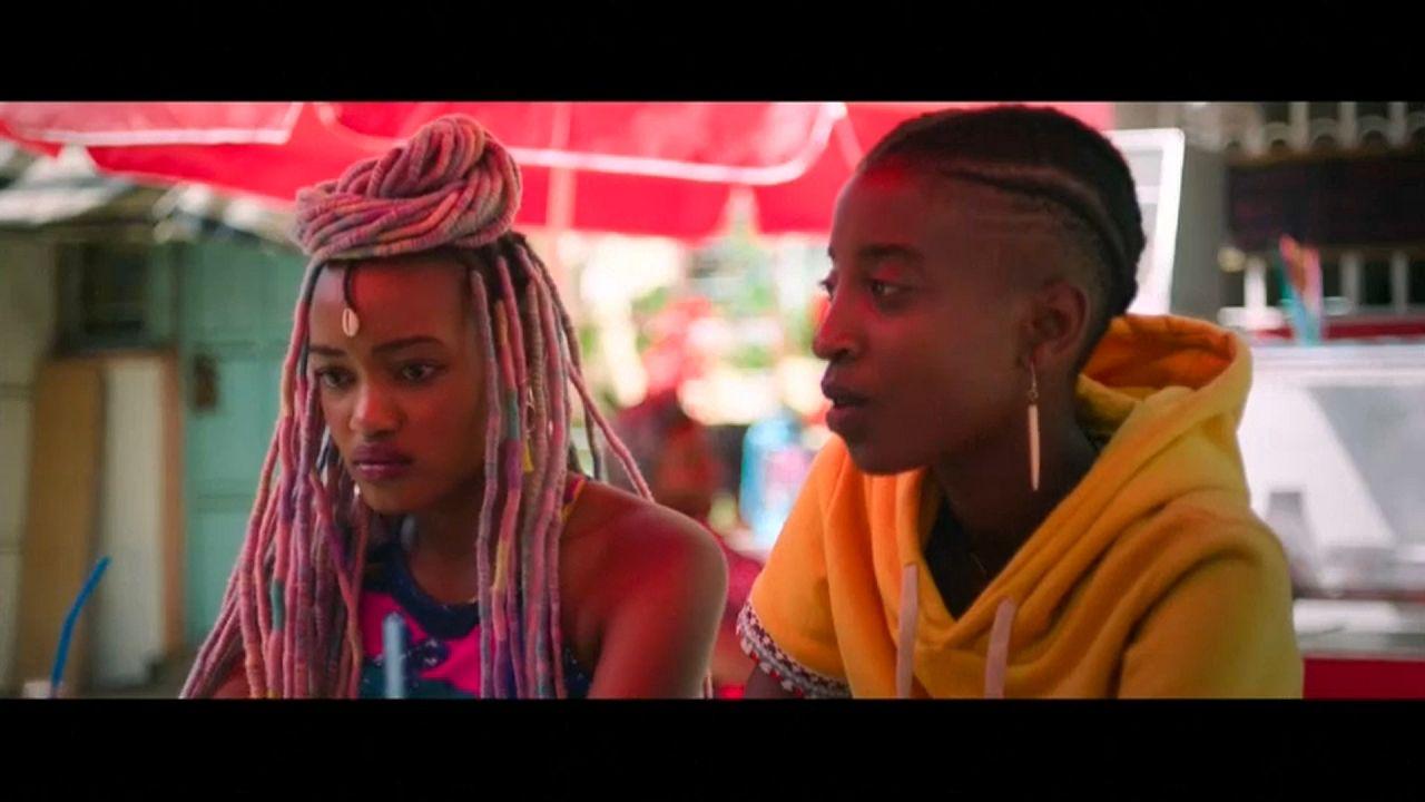 "Cannes presenta ""Rafiki"" la película censurada en Kenia"