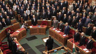 """Il discorso di insediamento di Orban contro """"l'incubo"""" Stati Uniti d'Europa"""