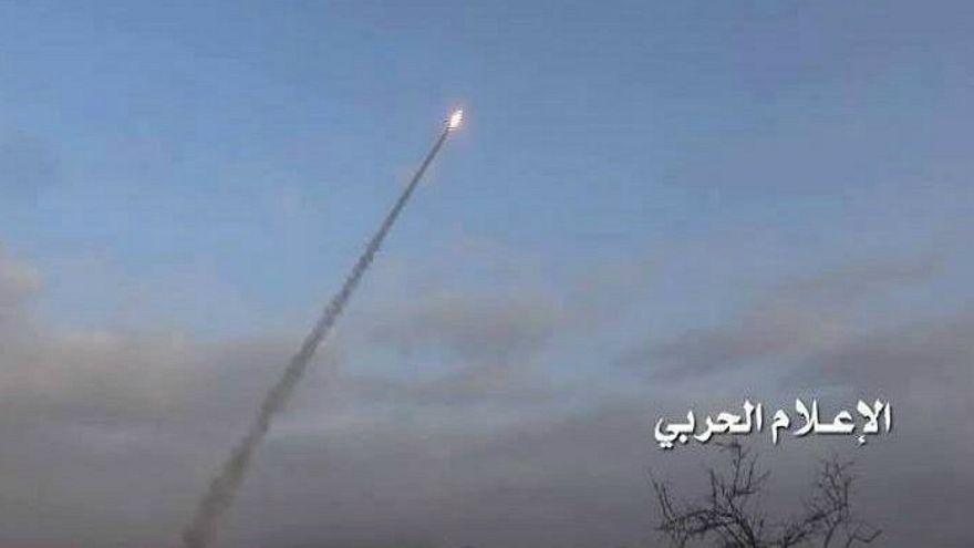 السعودية تعترض صاروخا باليستيا أطلقه الحوثيون على جيزان
