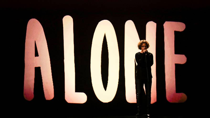 "Michael Schulte hat das emotionale Lied ""You Let Me Walk Alone"" komponiert"