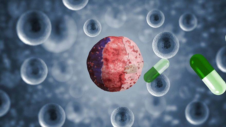 Tratar células cancerígenas resistentes