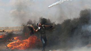 Άλλη μια ματωμένη Παρασκευή στη Λωρίδα της Γάζας