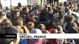 Франция: акции против закона об образовании
