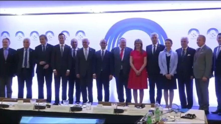 A visegrádi és balkáni országok találkozója