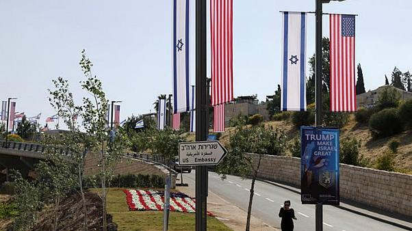 السفير الأميركي بإسرائيل ينشر أول صور لموقع السفارة الجديدة بالقدس