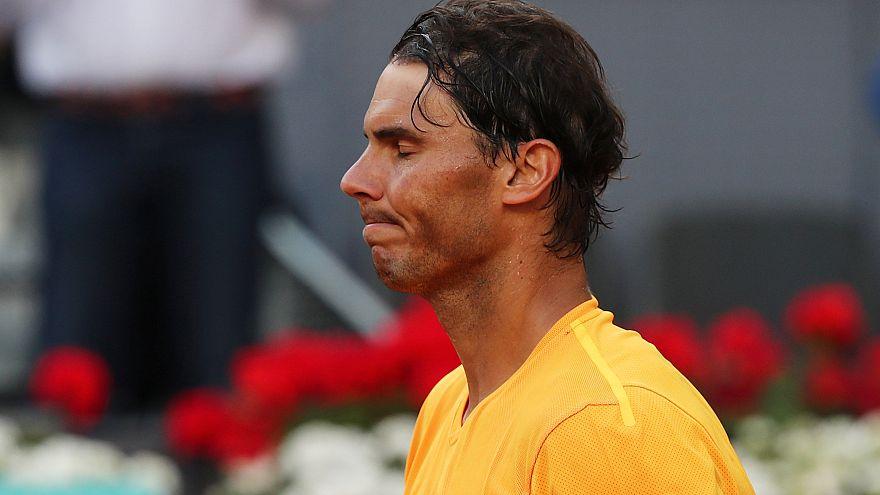 Rafael Nadal terrassé par Dominic Thiem