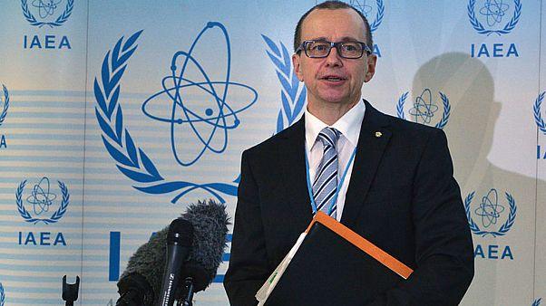 ترو واریورانتا، رئیس بازرسان آژانس بین المللی انرژی اتمی استعفا داد