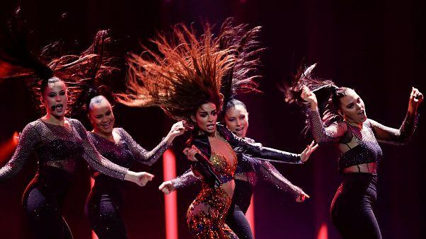 Eurovision 2018'de final heyecanı