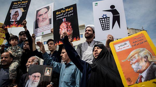 Iran : les conservateurs vocifèrent contre Israël