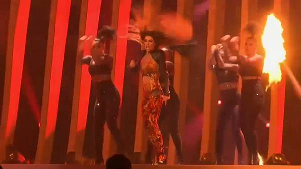 Todos pendientes del Festival de Eurovisión