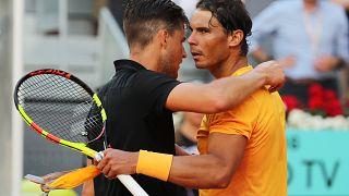"Eliminado em Madrid, Nadal perde ""número um"""